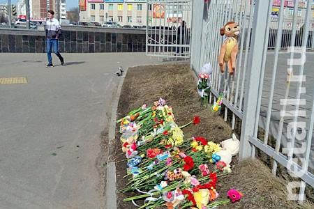 Погибшего в результате ДТП у Зелрайсуда младенца похоронят в Чебоксарах
