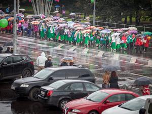 6 сентября перекроют Центральный проспект и Савелкинский проезд