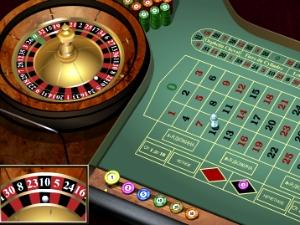 Официантка сыграла в казино на деньги клиента