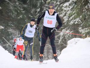 На зеленоградских лыжниках протестировали электронную систему хронометража