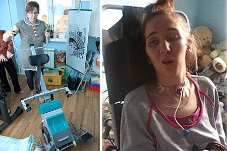 Глава Солнечногорского района помог попавшей под машину в Зеленограде девушке получить ступенькоход