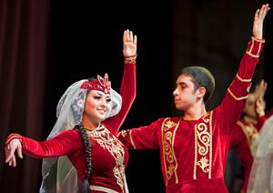 Вечер армянской культуры