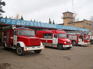 Празднование дня пожарной охраны отменено из-за смерти начальника части