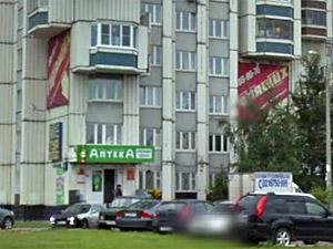 На фасадах пяти домов нашли несанкционированную рекламу