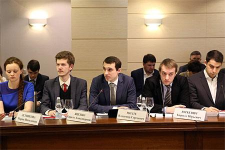 Зеленоградец возглавил молодежную палату при Мосгордуме
