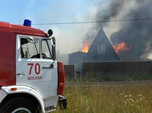 Сводка по пожарам и ЧП с 26 июля по 1 августа