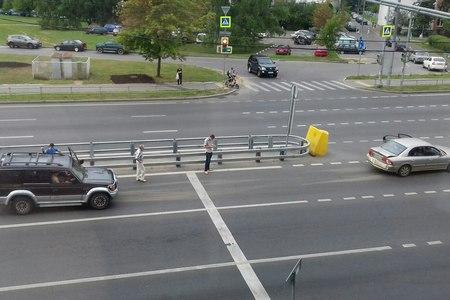 В выходные в ДТП пострадали пешеход, пассажирка авто и нетрезвая велосипедистка