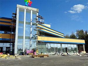 ТЦ «Столица» в 23-м микрорайоне откроется 7 ноября