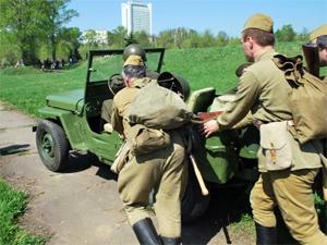 В декабре в Крюково проведут военную реконструкцию