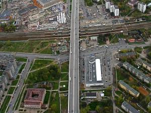 Департамент ЖКХ отказался ремонтировать Крюковскую эстакаду