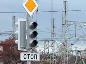 На двух перекрестках перепрограммировали светофоры