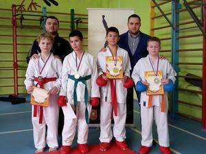 Сборная команда Зеленограда по каратэ успешно выступила на московском турнире