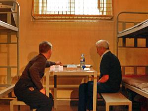 Телефонных вымогателей нашли в тюрьмах