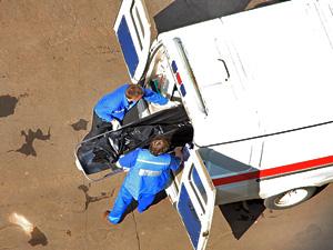 Полиция просит помощи в опознании трупов четырех человек (слабонервным не смотреть)