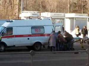 Двое из трех сбитых на Новокрюковской улице пешеходов попали в реанимацию