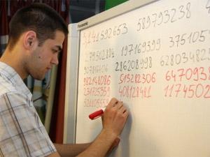 МИЭТовец установил рекорд по запоминанию числа «Пи»