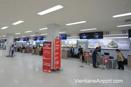 В аэропорту Лаоса внедрили систему применения биопаспортов по технологиям «Микрона»