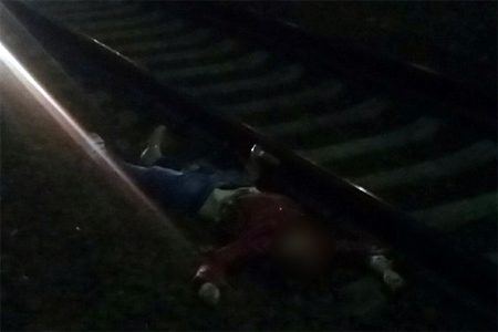 Женщина погибла настанции Крюково при попытке запрыгнуть вуходящую электричку