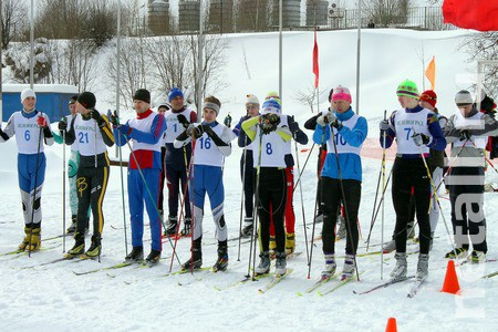 В субботу в лесу за «Ангстремом» проведут открытую лыжную гонку на 3 и 5 километров