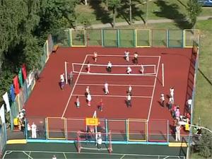 Летом реконструируют еще три спортплощадки