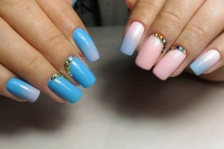 Акция «Бархатный сезон» в ногтевой студии Vogue&Nails