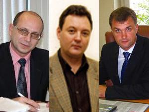 В трех районах назначены новые главы управ
