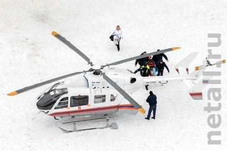 В 3-й горбольнице появится медицинский вертолет