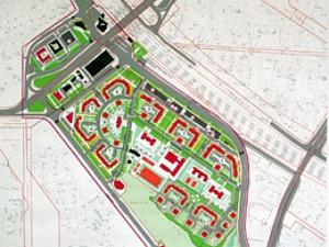 19-й микрорайон станет вторым центром города