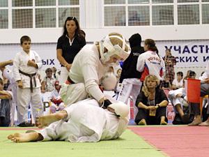 Зеленоградские каратисты взяли 6 медалей на всероссийских играх