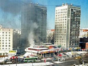 В торговом доме «1000 мелочей» сгорел магазин