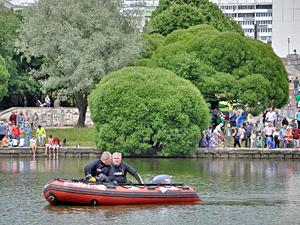 23 мая на пруду у «Ангстрема» пройдет акция МЧС «Чистый берег»