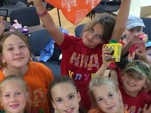 Дневной лагерь в отеле «Тропикана» подготовил специальную программу на осенние каникулы