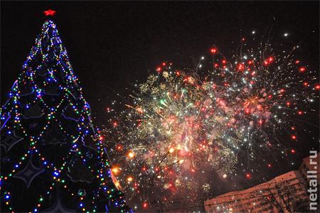 Программа новогодней ночи в Зеленограде