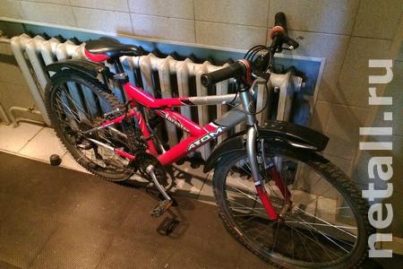 Полиция задержала пятерых подозреваемых в краже четырех велосипедов