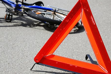 В Поварово водитель сбил юного велосипедиста и скрылся с места ДТП