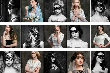 «Мисс МИЭТ'16»: таинственное Средневековье
