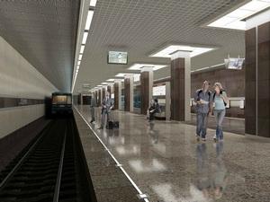 Открытие станции метро «Ховрино» отложили на 2016 год