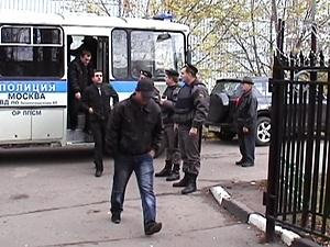В Крюково за два дня задержали 110 мигрантов