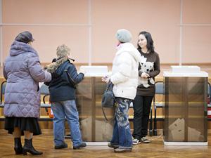 К 18:00 в Зеленограде проголосовало менее половины избирателей