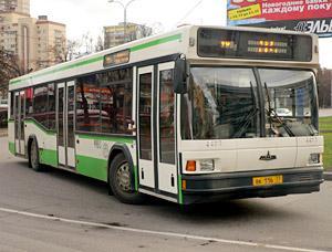 Работу 10-го автобуса продлят до времени прибытия последней электрички