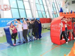 ФОК «Савелки» приглашает на спортивный праздник выходного дня