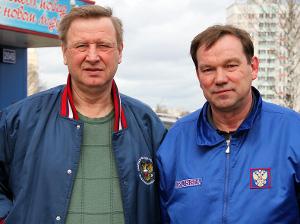 Виктор Шалимов и Юрий Ляпкин: «От чемпионата мира ждем только победы!»