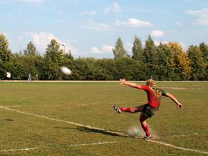 В Зеленоград приедут юные регбисты из Сербии