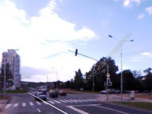 На выезде с улицы Советская разрешили левый поворот