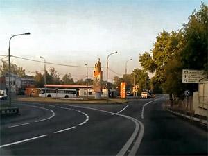 На улице Радио изменилась схема дорожного движения