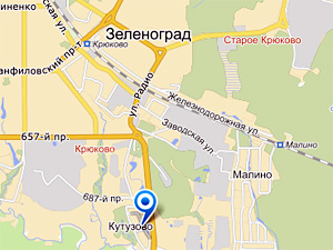 Со стройки на Кутузовском шоссе угнали автокран
