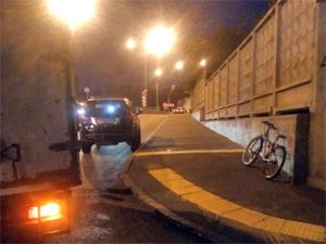 На Заводской улице грузовик сбил школьницу на велосипеде