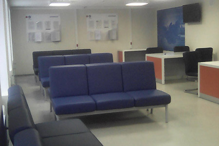 В зеленоградской налоговой инспекции открылся новый зал для приема посетителей