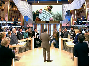 О скандале вокруг ДЮЦ «Каравелла» на Первом канале
