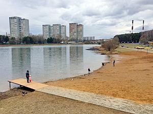 Зимой начнут чистить дно Школьного озера